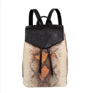Handbags - 🆕️ Python Snakeprint Mini Backpack